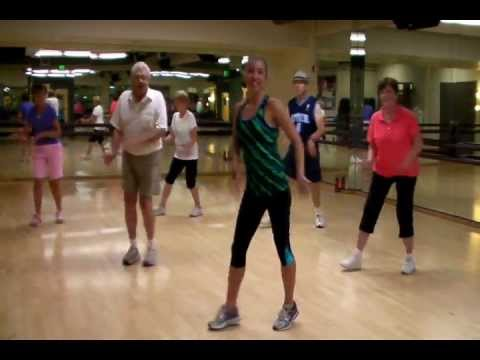SilverSneakers Exercise Class Routine