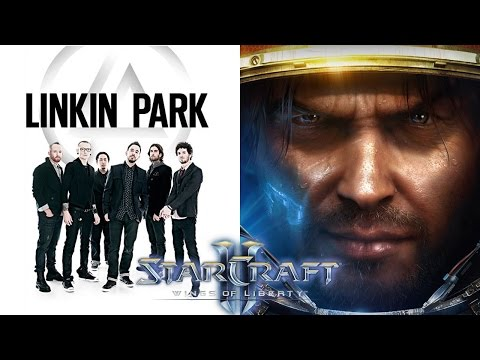 Starcraft 2 : Wings Of Liberty - Linkin Park - New Divide