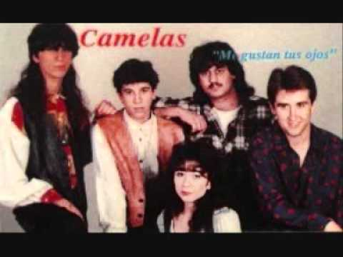 Camela Me gustan tus ojos(versión maqueta 1993)