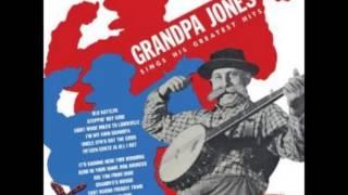 Watch Grandpa Jones Im My Own Grandpa video