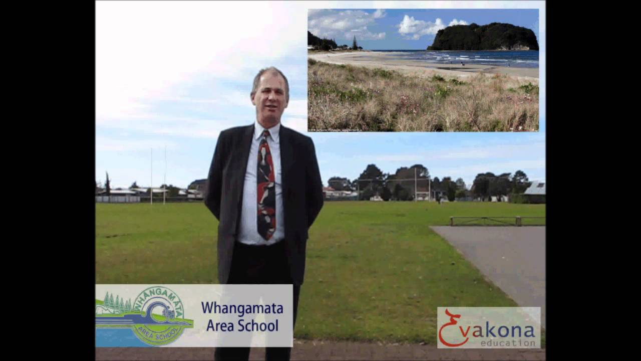 Whangamata Area Whangamata Area School