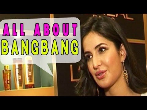 Bang Bang | Katrina Kaif Exclusive Interview video