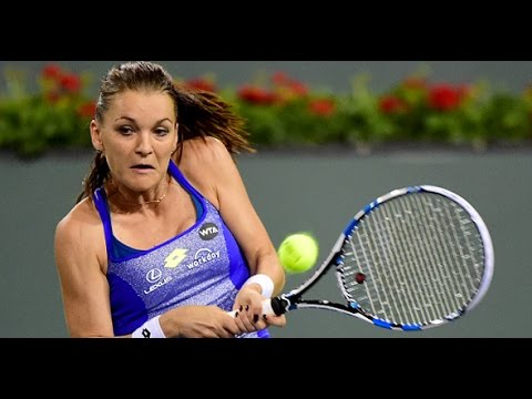 2016 Miami Open Third Round | Agnieszka Radwanska vs Madison Brengle | WTA Highlights