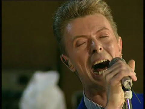 Under Pressure - Bowie and Lennox
