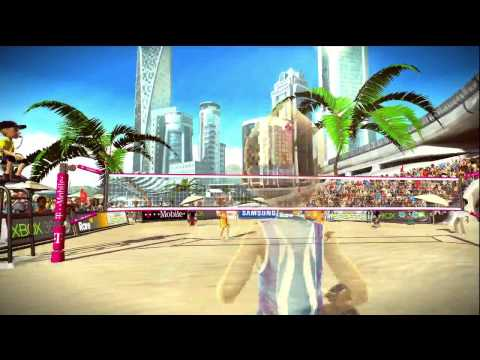 Kinect Sports: Beach Volleyball Gameplay HD