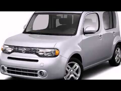 2013 Nissan Cube Video