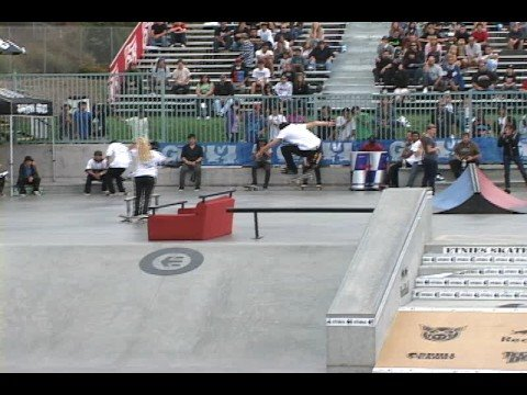 Etnies GvR 2008 Girls Street Contest Video