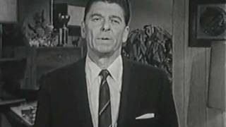 Ronald Reagan Announces for Governor: 01/04/1966