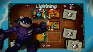 Skystones Battle Against Flynn - Skylanders Trap Team Wii U Exclusive