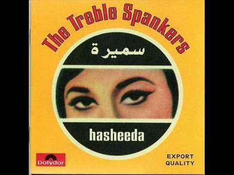 THE TREBLE SPANKERS - Jaa-Rabbi