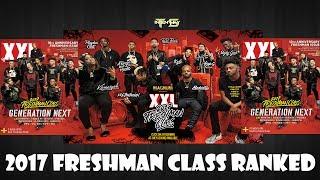 download lagu Worst To Best - 2017 Xxl Freshman Freestyles Ranked gratis