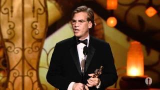 Aaron Sorkin Wins Adapted Screenplay: 2011 Oscars