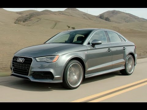 2015 Audi A3 - Can it Knock the CLA Down a Peg or Two?