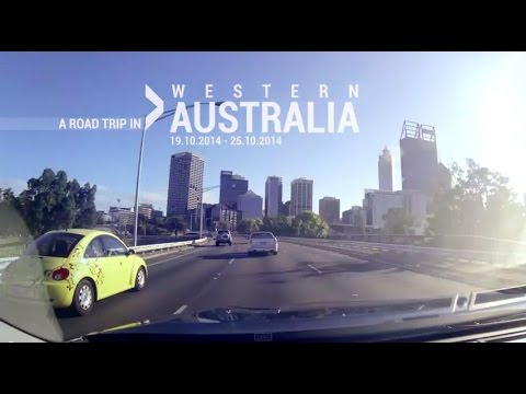 Western Australia Road Trip [44 Amazing Destinations] [HD]