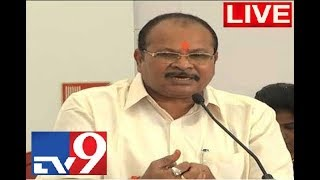 LIVE : Kanna Lakshminarayana takes charge as AP BJP chief