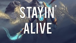 How To Not Die In Dota 2 | Advanced Dota Guide