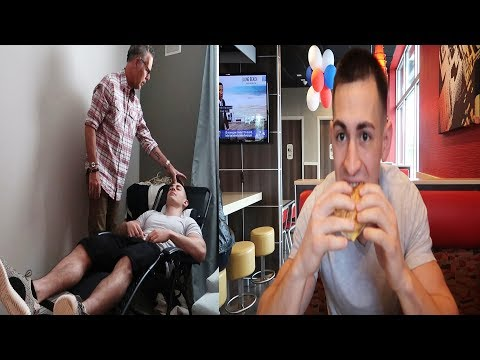 I GOT HYPNOTIZED TO EAT CHEESEBURGERS (DID IT WORK?)