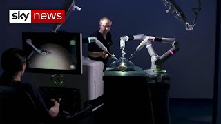 Robotic surgeons will bring 'revolution'