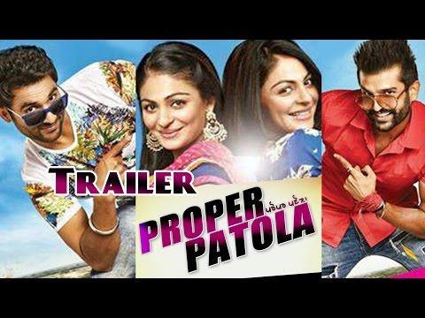 Trailer   Proper Patola   Neeru Bajwa Harish Verma Yuvraj Hans...