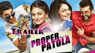 Download Trailer | Proper Patola | Neeru Bajwa, Harish Verma, Yuvraj Hans | Speed Records 3Gp Mp4