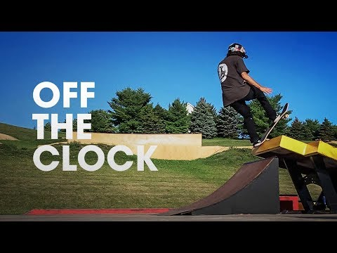 Off The Clock: Matt Goodwine, Chris Hayton, Jorge Lorenzo