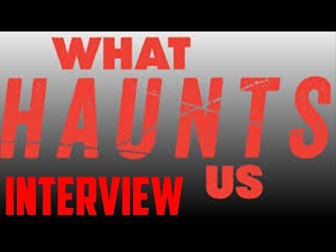 Paige Goldberg Tolmach Interview - What Haunts Us (Starz)