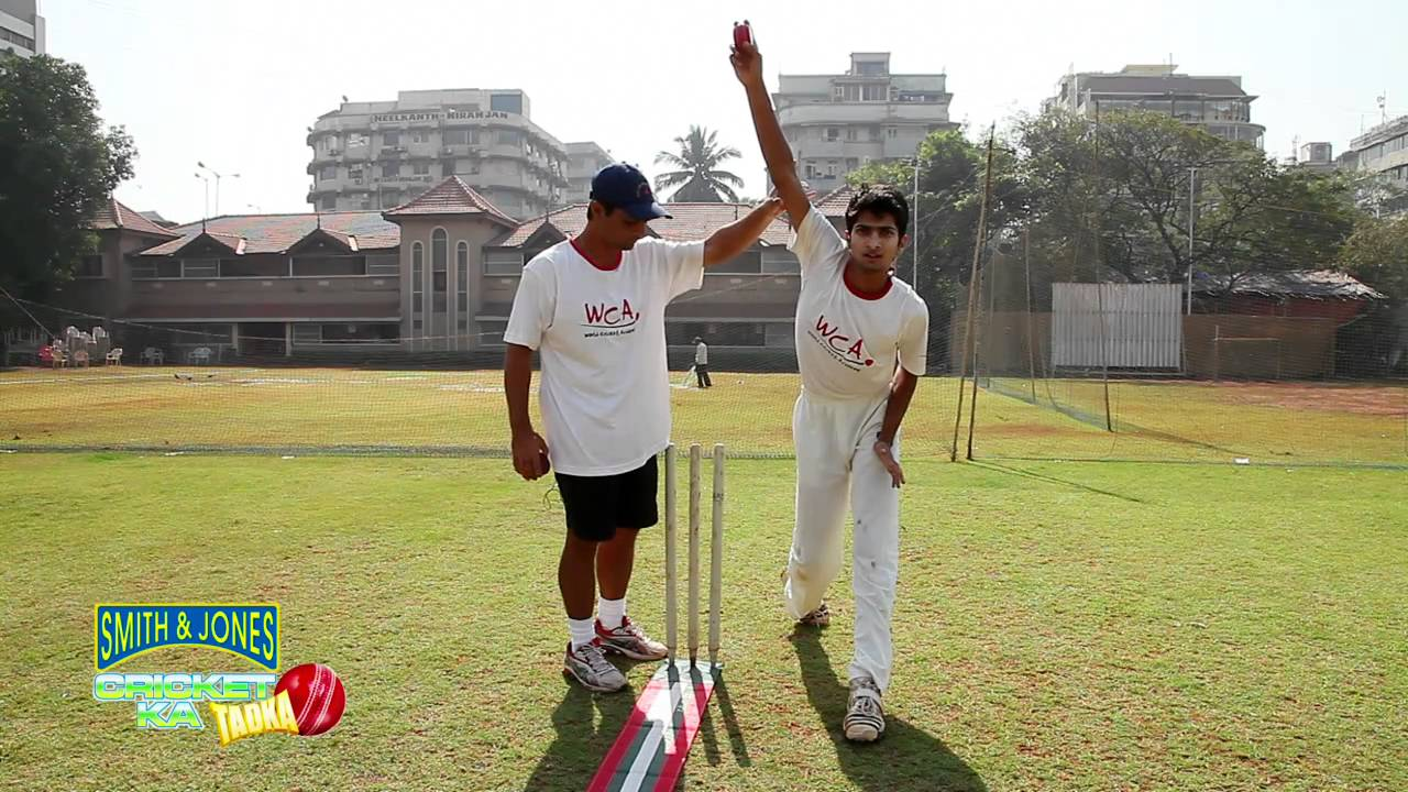Cricket Bowling Style Cricket Practice Fast Bowling