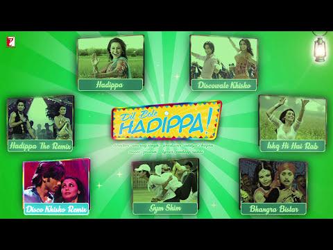 Dil Bole Hadippa - Audio Jukebox - Shahid Kapoor | Rani Mukerji