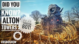 Did You Know? Alton Towers 2 (feat. Coaster Bot)