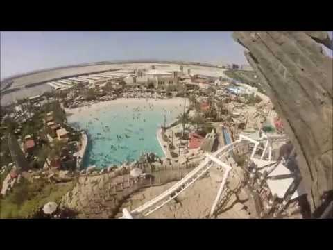 WATER PARK MADNESS (Dubai Part TWO) (Vlog #9)