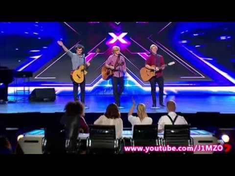 Brothers 3 - The X Factor Australia 2014 - BOOTCAMP
