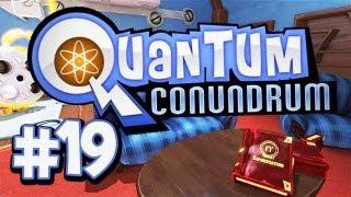 Quantum Conundrum #19 - Let's Play Quantum Conundrum Gameplay German / Deutsch