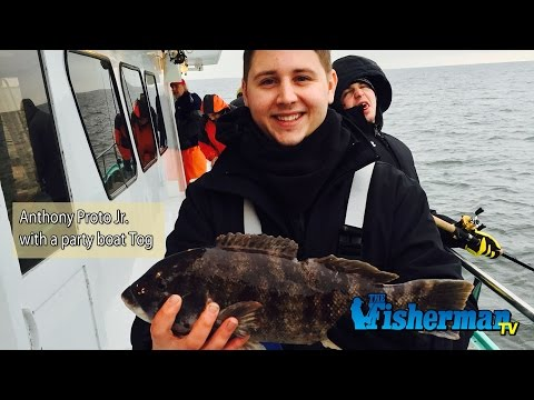 December 29, 2014 New Jersey/Delaware Bay Fishing Report with Chris Lido