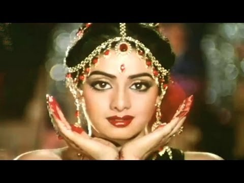 Chham Chham Chhai Chhai - Jeetendra, Sridevi, Suhaagan Song video