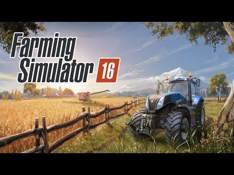Farming Simulator 16 Gameplay  PSVITA