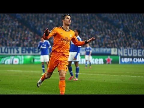Real Madrid Vs Schalke 6-1 2013/14~Schalke Vs Real Madrid 1-6 2013/14 [HD]