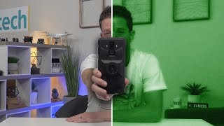 Night Vision Modular Phone! Doogee S90 Review