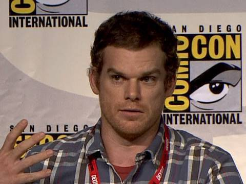 Comic-Con: Dexter Q&A with Fans