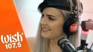 "Anne-Marie performs ""Friends"" LIVE on Wish 107.5 Bus"
