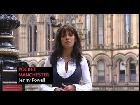 Jenny Powell's Guide to Manchester Part 1 Video