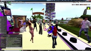Live Streaming Second Life - SL14B