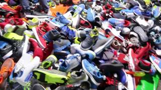Branded Shoes in Night Market china | Shoes Market Of China