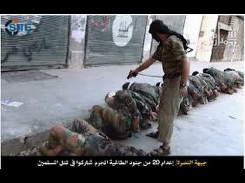 Syrian Rebels Execute 51 Soldiers And Possible Civilians in Khan Al-Assal | Syria News