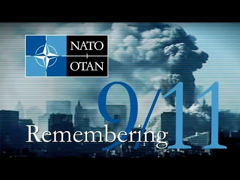 Remembering 9/11 - Commemoration at NATO Headquarters
