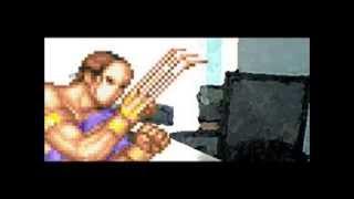 Street Fighter Vega: Claw Application