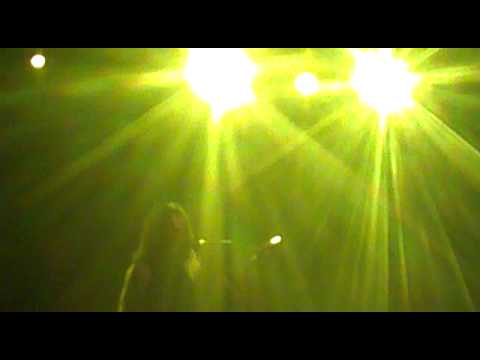 Michael Paget (Bullet for my Valentine) Guitar solo - Mexico 2011