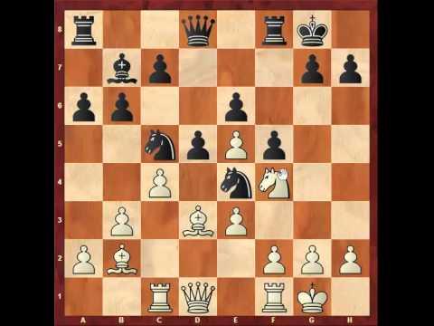 Chess: Susan Polgar 2510 - Alexander Khalifman 2640, Queen's Indian http://sunday.b1u.org