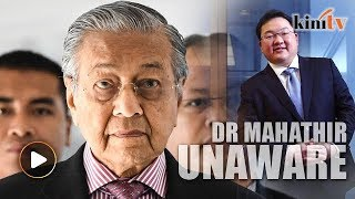 Unconfirmed reports claim Jho Low arrested in China, Dr M unaware