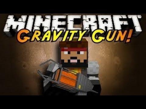 скачать моды на майнкрафт 1.7.2 gravity gun
