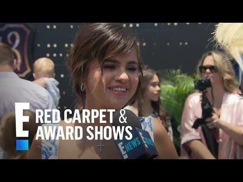 Selena Gomez Is Overprotective of Her Little Sister | E! Red Carpet & Live Events thumbnail